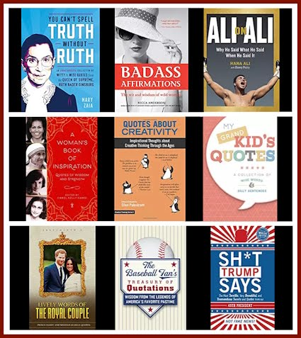 New quote books for Kindle