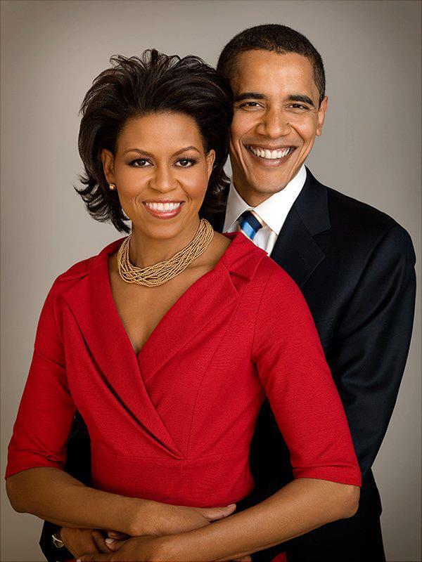 President Barack Obama Family