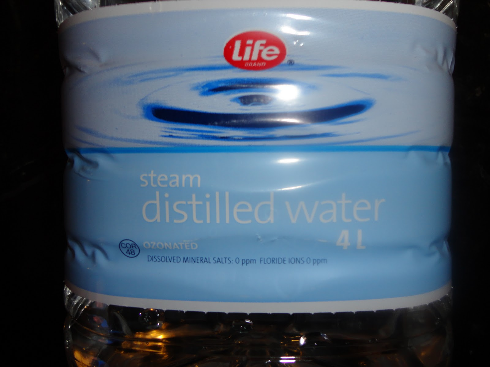 Can You Drink Distilled Water ~ Most bottled water is filled with fluoride here s a