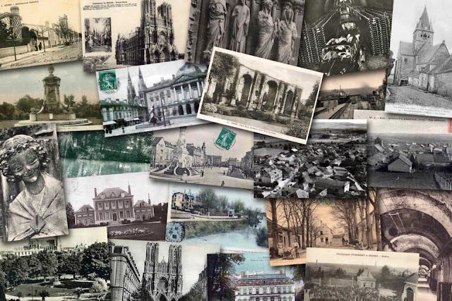 Cartes postales de la Marne - Amicarte 51