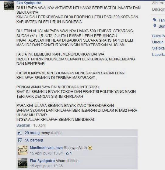 """""""Al Islam"""" Buletin HTI yang Kerap Beredar di Masjid NU"""