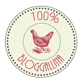100% Bloggallina!