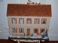My Colonial dollhouse