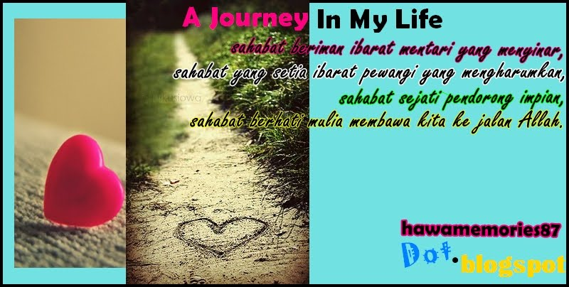 ...A Journey In My Life...