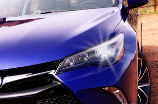 2017 Toyota Camry XSE Review Rumors
