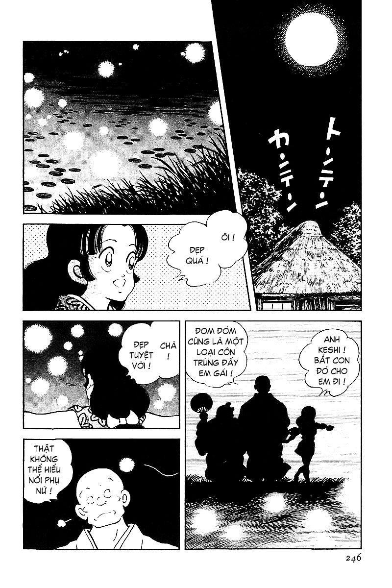 Nijiiro Togarashi - Ớt Bảy Màu chap 31 - Trang 8