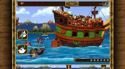 Pirates and Corsairs: Davy Jones Gold Screenshots 1