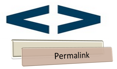 How to get custom permalink in blogger