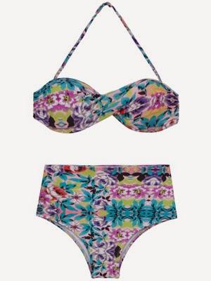 Hot pant PatBO coleção moda praia verão 2015