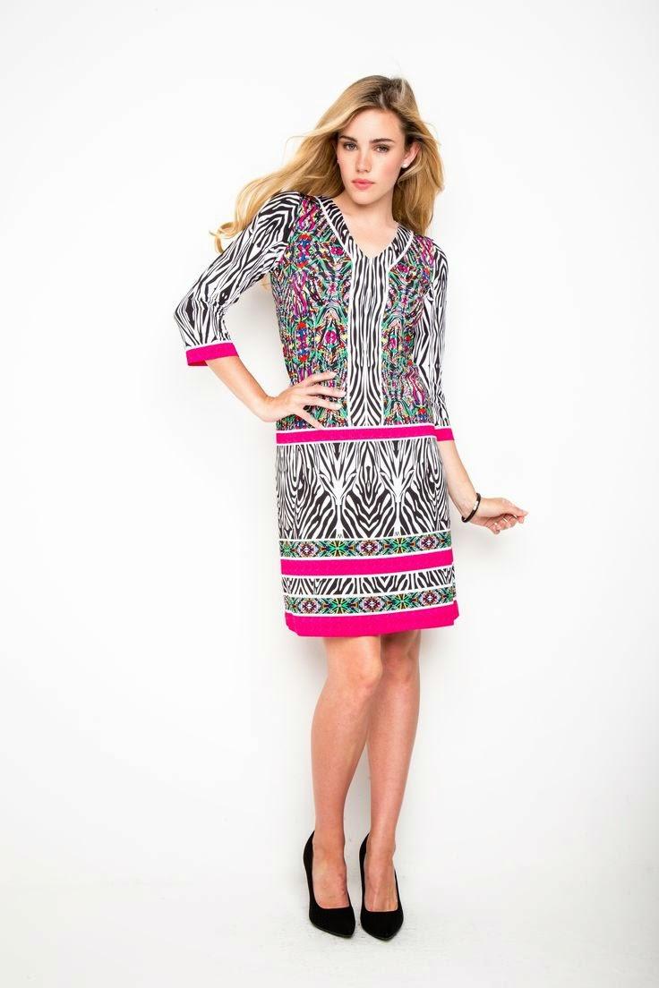 http://www.artonfashion.com/artists/sandra-rede/renacer-classic-v-neck-dress.html