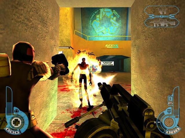 Judge Dredd: Dredd vs Death Screenshots 2