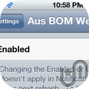 Australian BOM Weather+ 3.2.0-1 [DEB DOWNLOAD] iOS7 Support