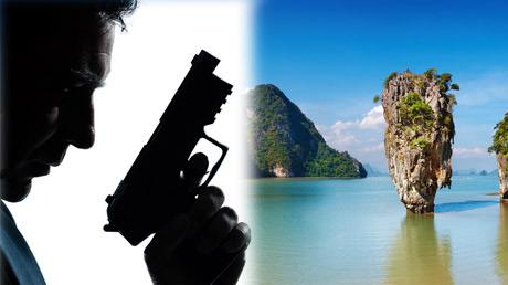 Ένα ονειρικό ταξίδι με φόντο περιπέτειες του 007