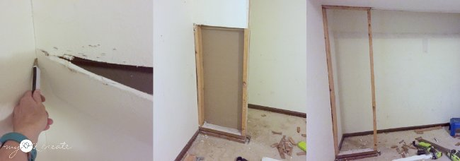 how ... & how to cover door opening with drywall - Tulum.smsender.co