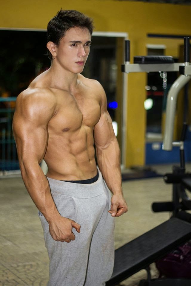 colombian muscle