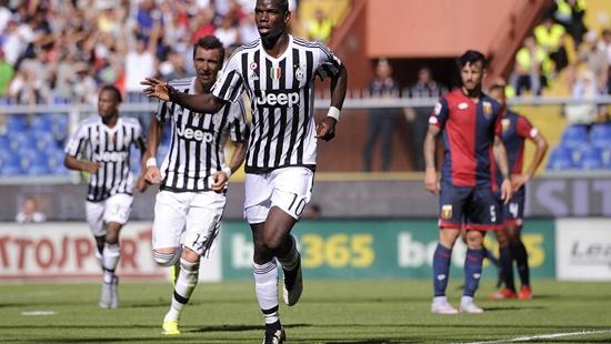 Genoa 0 x 2 Juventus - Campeonato Italiano(Calcio) 2015/16