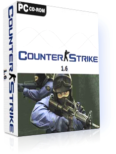 Counter Stricke 1.6 (133mb)