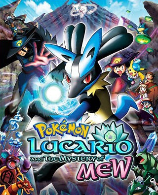 Mew V Ngi Hng Ca Ngn Sng Lucario Thuyt Minh - Pokemon Movie 8: Mew And The Wave Hero Lucario Thuyt Minh - 2006