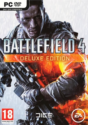 Download BATTLEFIELD 4 DELUXE EDITION For PC
