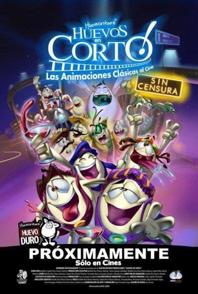 Ver Huevos en Corto: Las Animaciones Clásicas al Cine (2010) Online