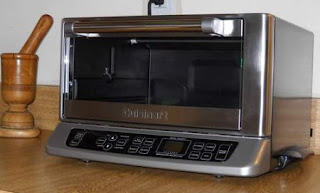 Cuisinart Tob-155 Toaster Oven Stainless and Black
