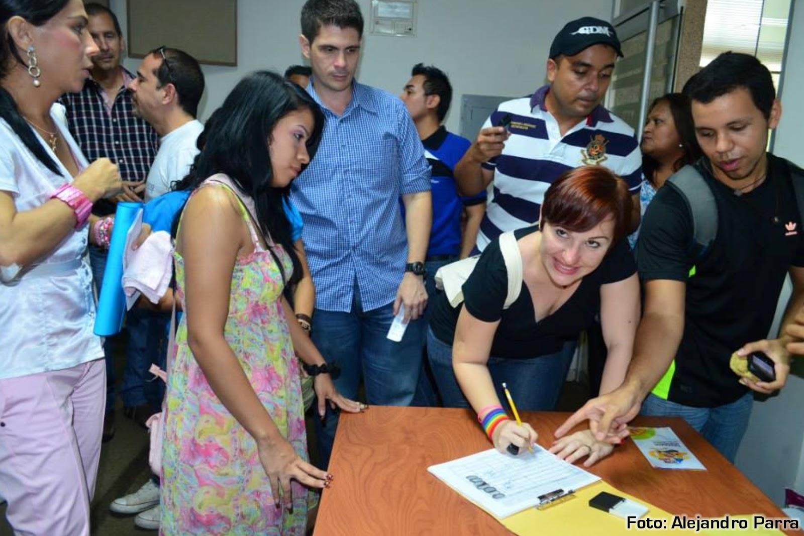 Matrimonio In Venezuela : Azul diverso: el zulia se suma a la carrera por alcanzar el