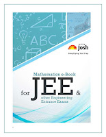Jagran Josh-Mathematics e-Book for JEE & other Engineering Entrance exams