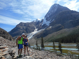 Mount Robson - Berg Lake Trail