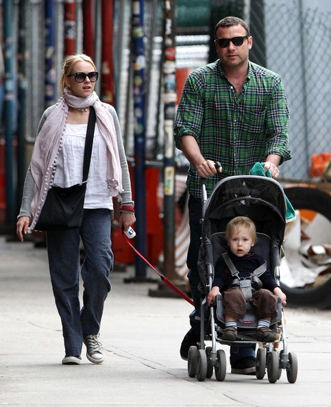 Naomi Watts's and Liev Schreiber's son Alexander
