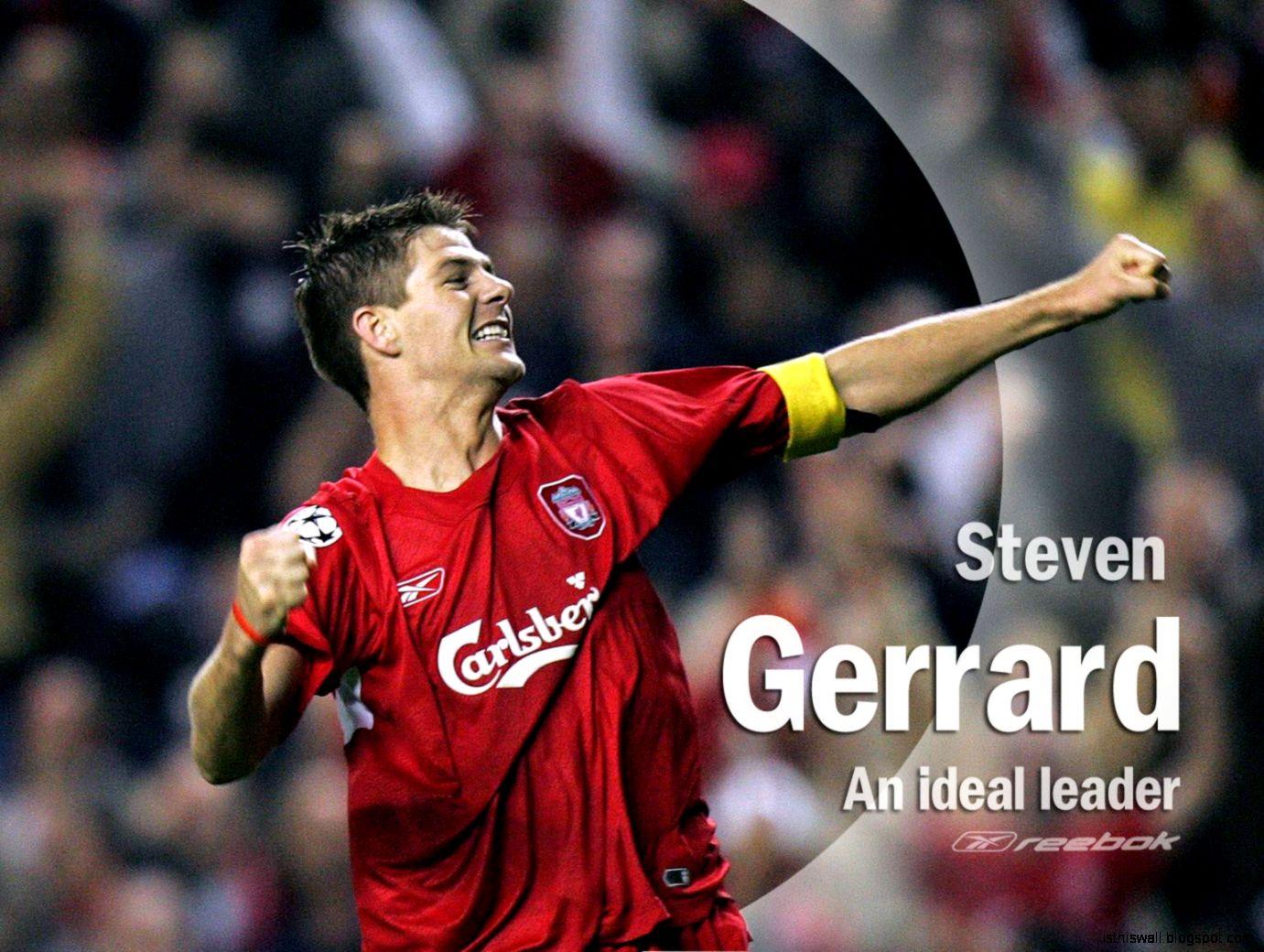 Steven Gerrard Wallpapers Liverpool Wallpapers Steven Gerrard