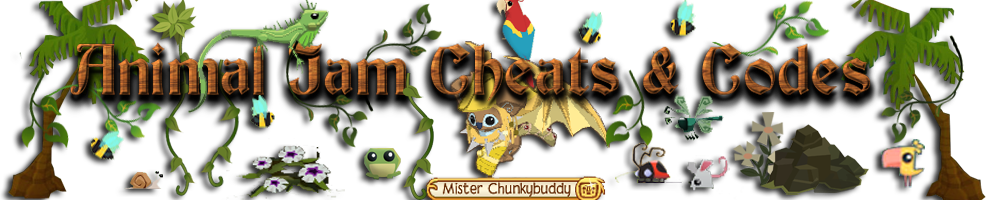 Animal Jam Cheats & Codes | Animal Jam Cheats 2013| Animal Jam Codes | Animal Jam Legends |