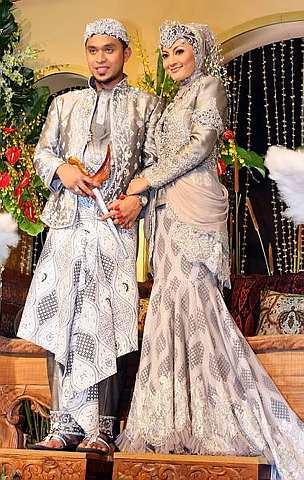 Model Baju Muslim pakaian+muslim+pernikahan