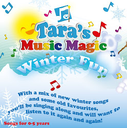 Winter Fun CD