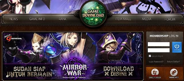 Mirror War Online Gemscool