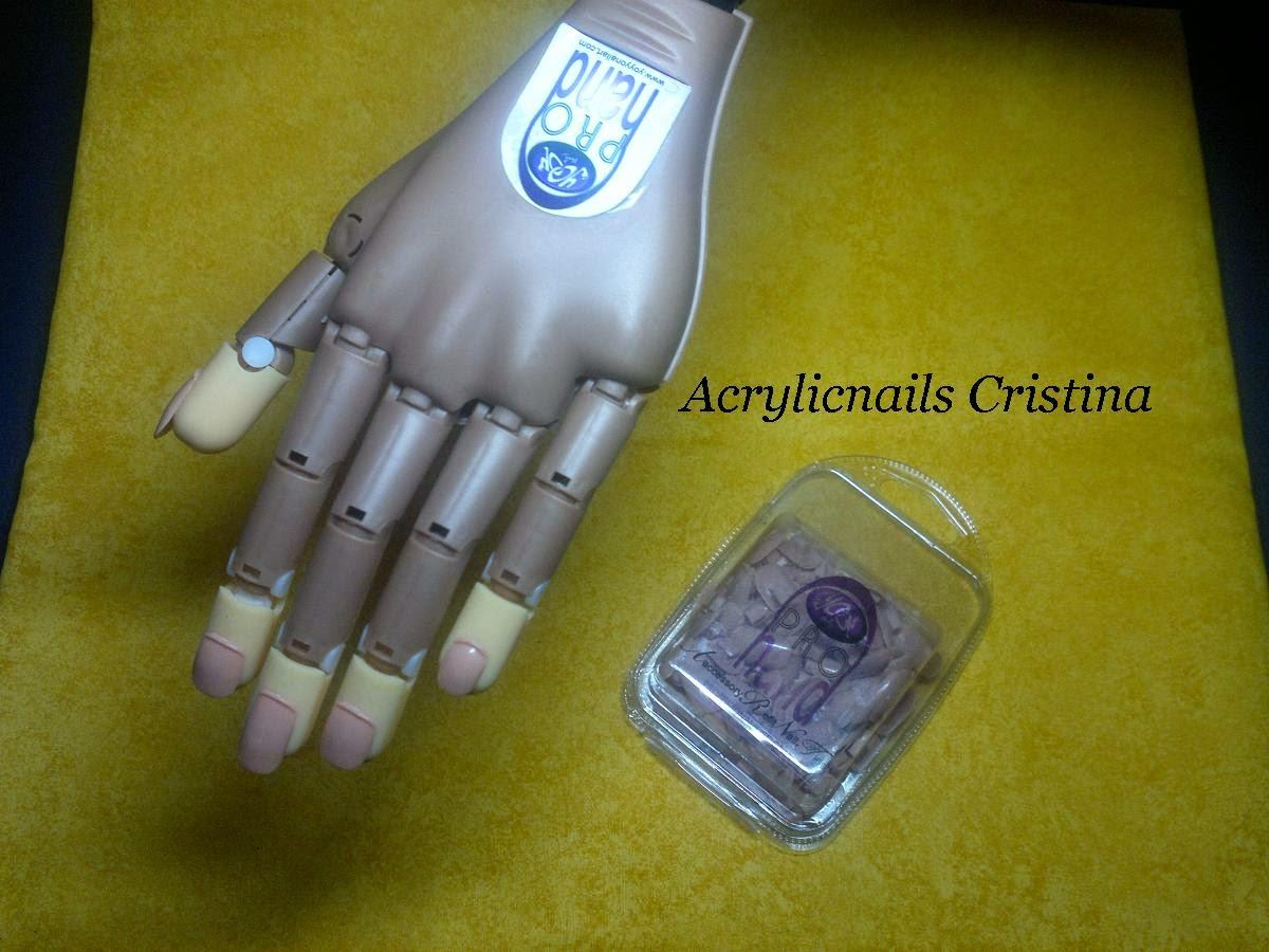 Acrylic nails: Premio del concurso de Halloween =)