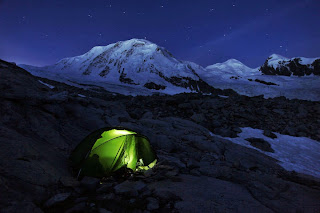 Untere Plattje, 2,950m Valais Alps, Switzerland - I Am A Mountain Photographer And I Spent 6 Years Photographing My Tent In The Mountains
