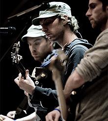 Concierto de Coldplay en mayo de 2012 en Madrid