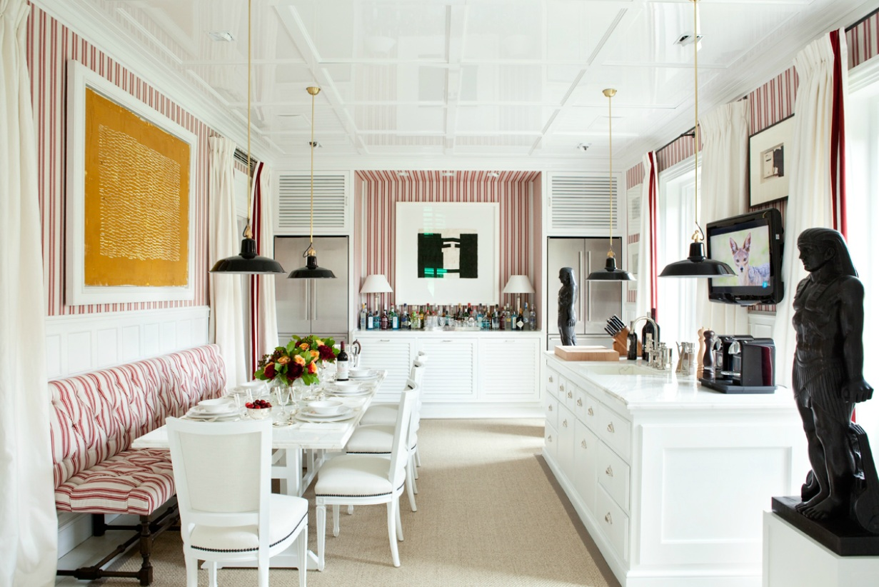 Kitchen of the week: Luis Bustamante