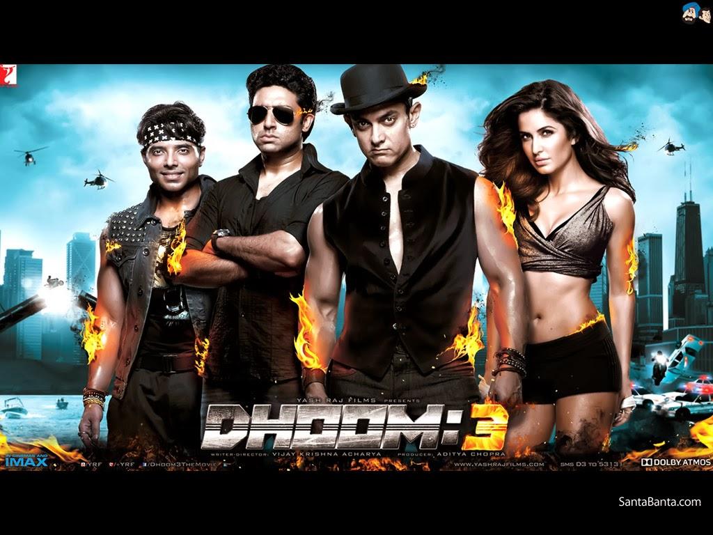 Dhoom 3 izle (Türkçe Altyazılı)