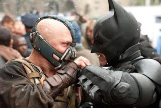 Batman y Bane