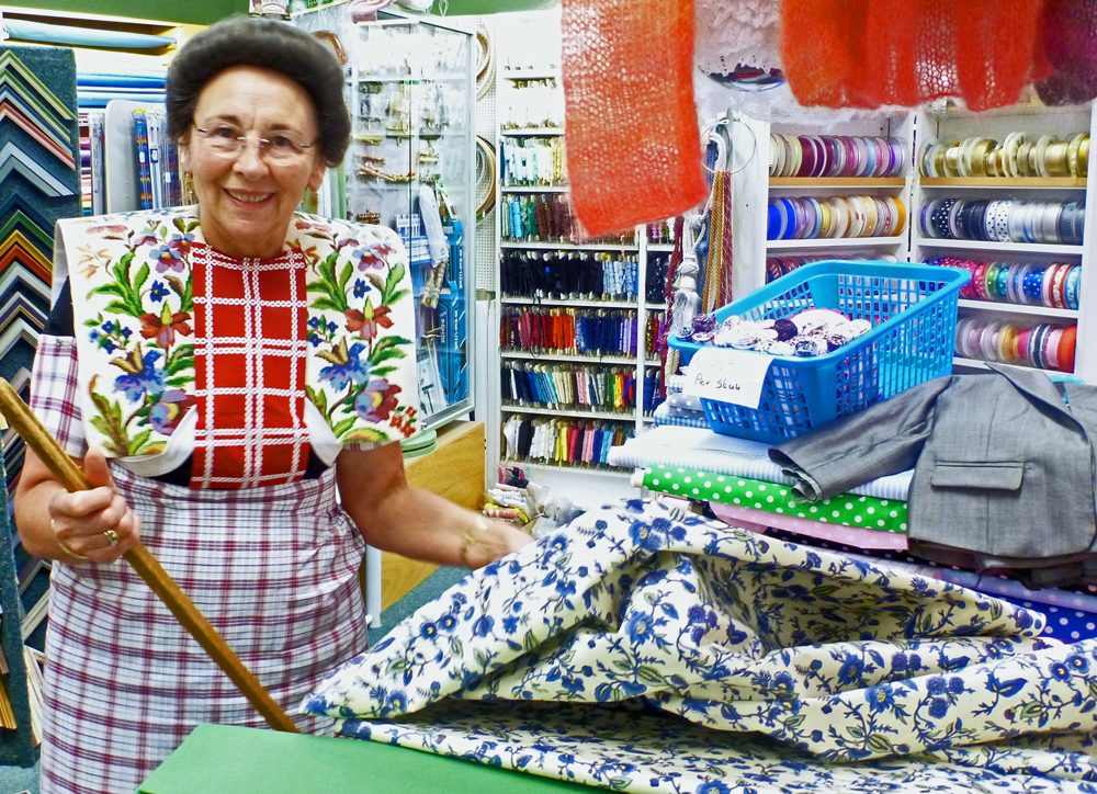 A day in the life of Zonder Zorg: The Fabrics of Spakenburg