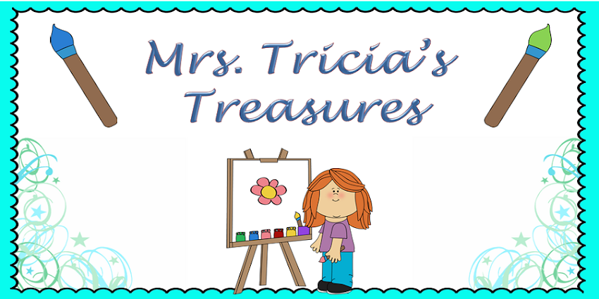 Mrs. Tricia's Treasures