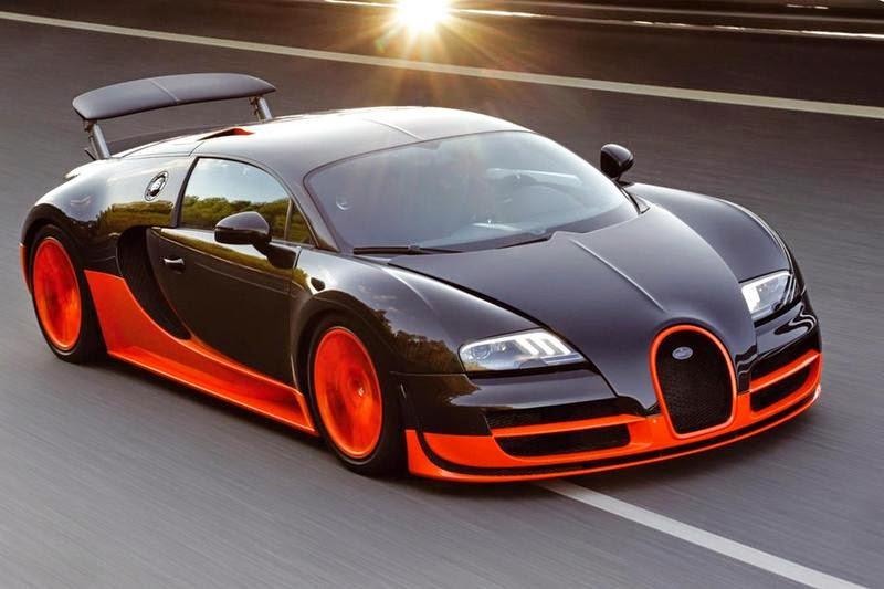 Última edición del Bugatti Veyron