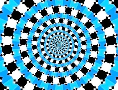 Spiral gibi duran çemberler