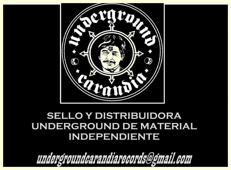UNDERGROUND CARANDIA RECORDS