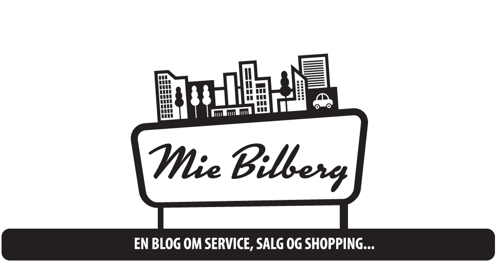 Service, Salg og Shopping