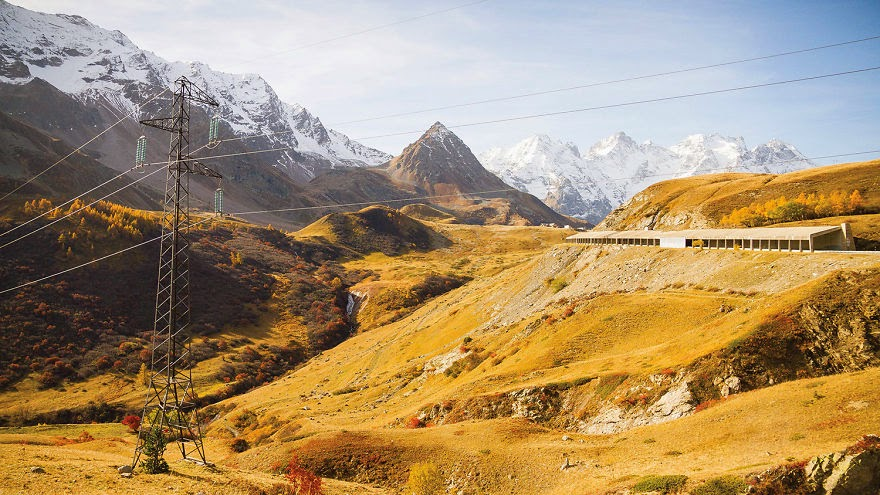 The Lautaret pass - Travel With My Photographs Of The French Alps