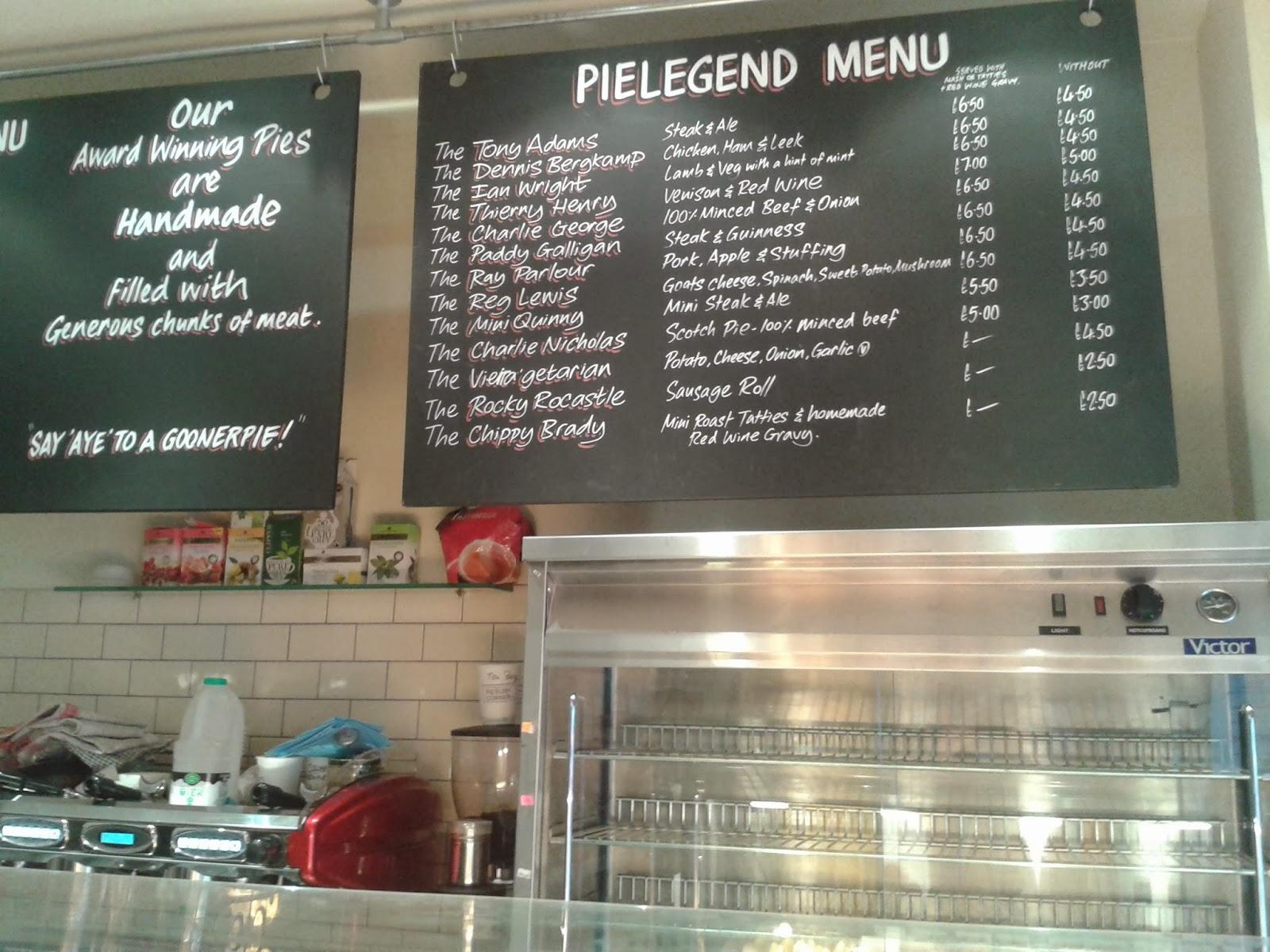 Piebury Corner Pie Review
