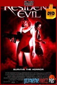 Resident Evil: El huésped maldito (2002) DVDRip Latino