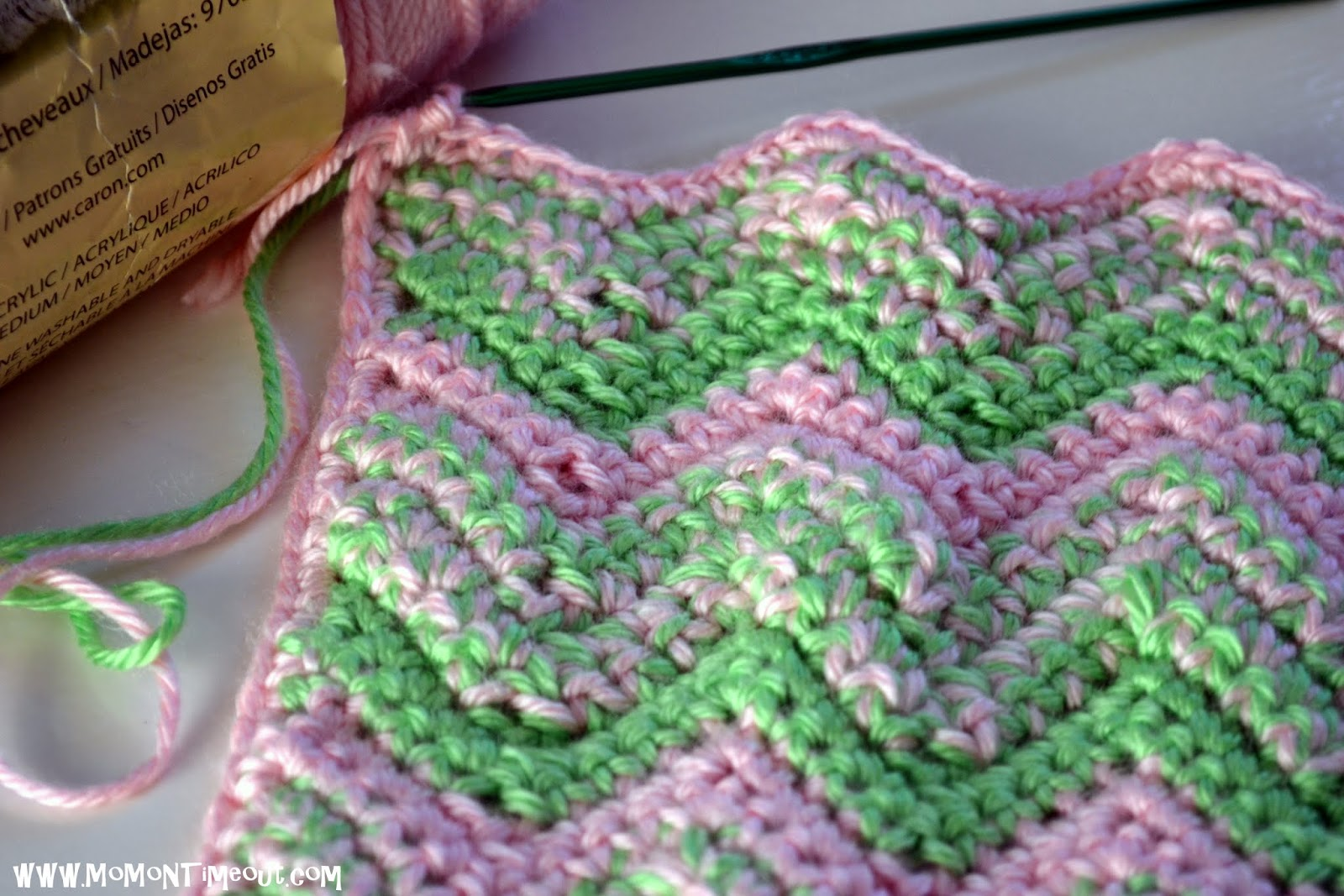 Crochet Pattern For Doll Blanket : Baby Doll Blankets {Crochet Patterns} - Mom On Timeout